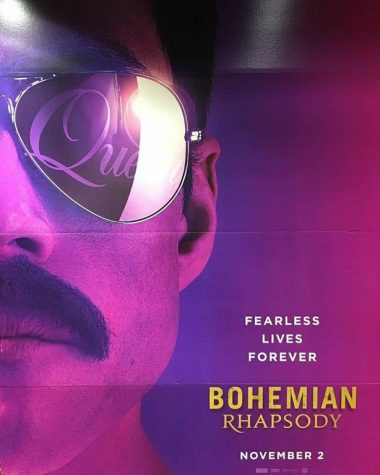 Rami Malek, left, stars as Freddie Mercury in