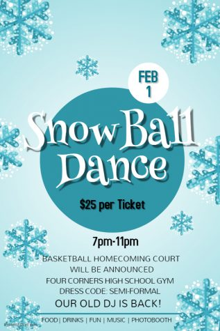Snow Ball Dance