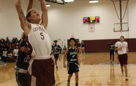 Basketball Mid-Season Review: JV