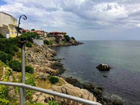 The most popular black sea location in Europe, Sozopol, Bulgaria.