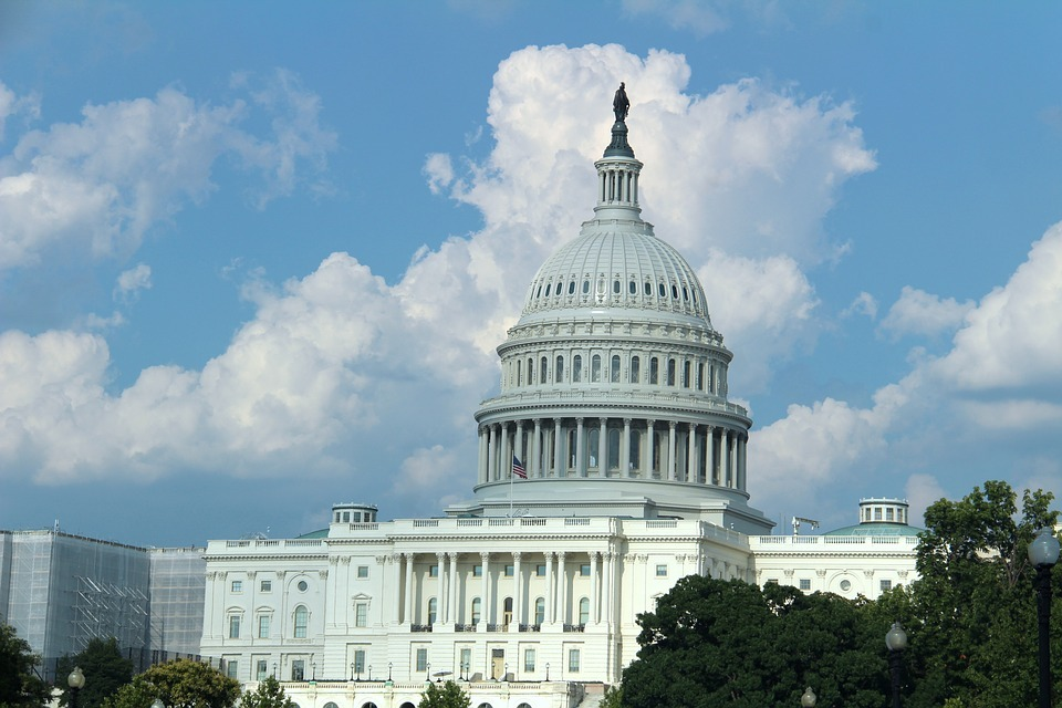 Picture of Congress building.