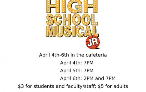 High School Musical Junior Updates