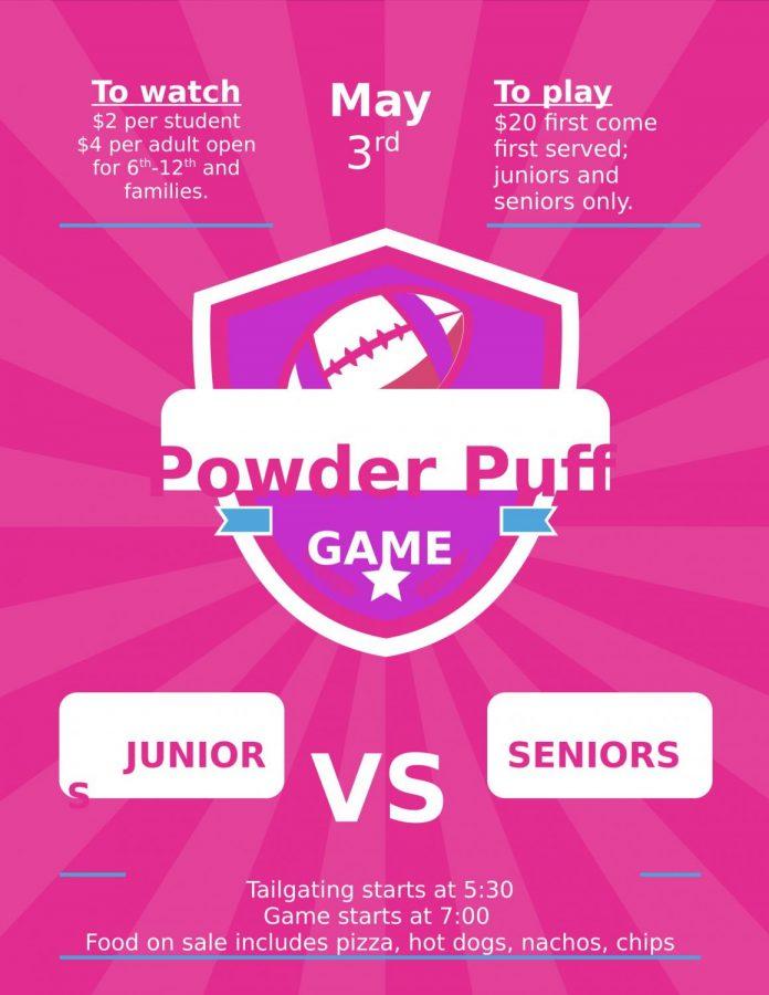 Powder+Puff+Game
