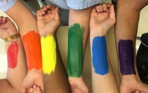 Are LGBTQ+ Slurs Affecting Students Self-Esteem?