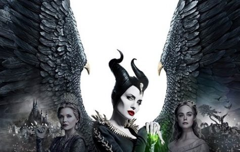 Movie poster for 'Maleficent; Mistress of Evil'.