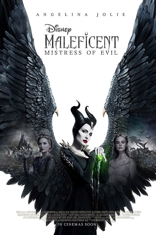 Movie+poster+for+%27Maleficent%3B+Mistress+of+Evil%27.+