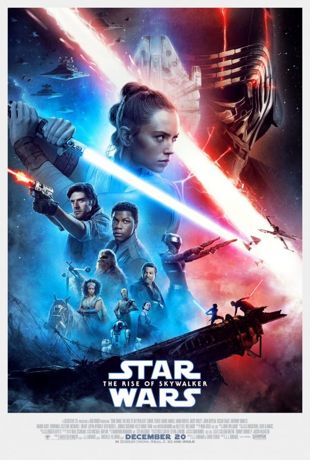 Poster+for+%22The+Rise+Of+Skywalker%22+%28Walt+Disney+Pictures%29