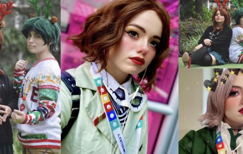 Collage of cosplay apparel by Megan Walsh. (Photo Credits: @jn.hughes on Instagram).