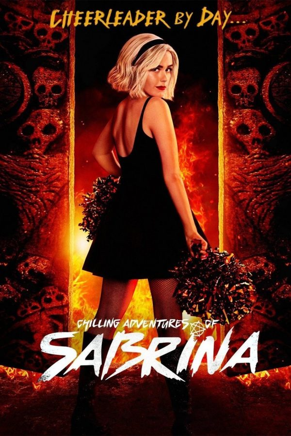 Cover art for 'Chilling Adventures of Sabrina'.