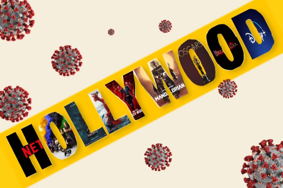 Hollywood faces the brunt of economic crisis during coronavirus pandemic.