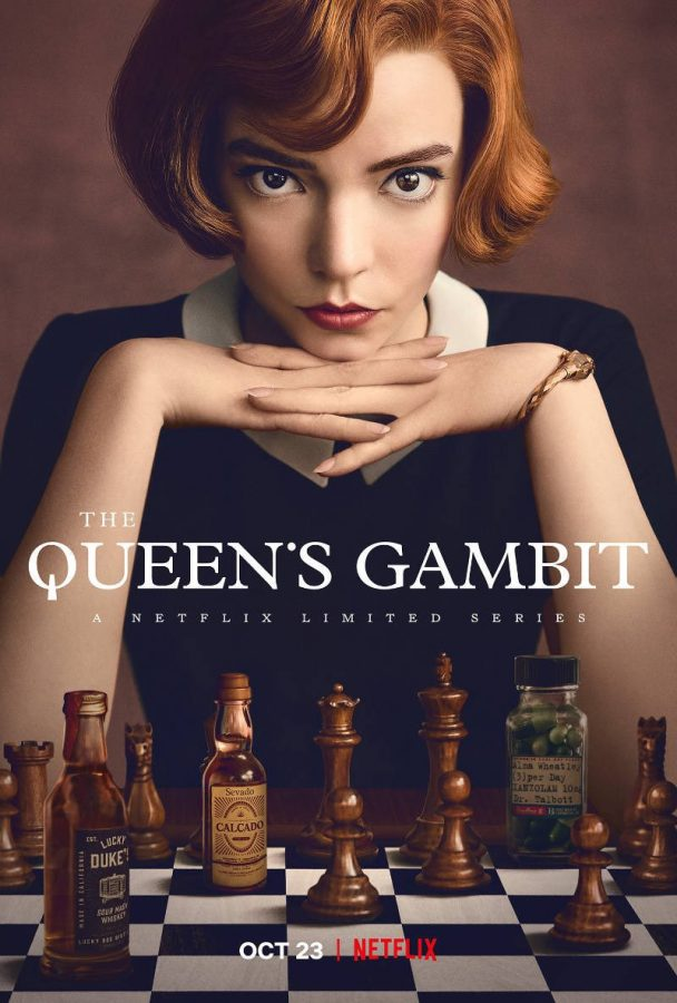 Looking at the Netflix miniseries: The Queen's Gambit