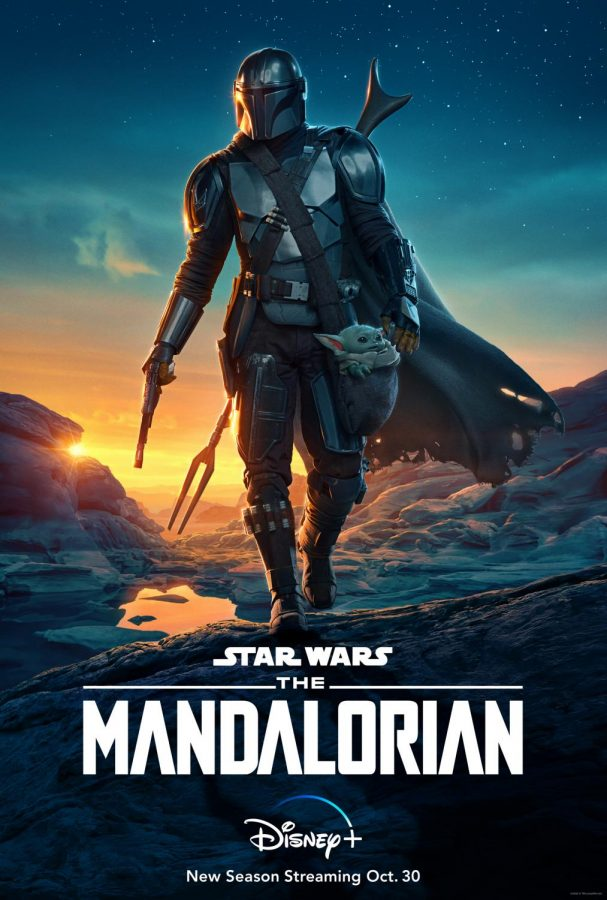 The Mandalorian Season 2 Poster.