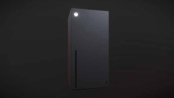 Xbox Series X console by jordanger88 is licensed under CC BY-NC 4.0