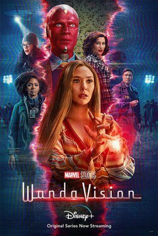 WandaVsion Show Poster/ Marvel Studios/ Disney+