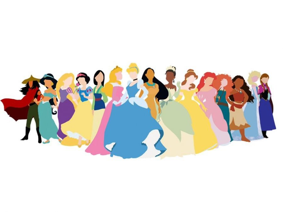 From 1937's Snow White to 2021's Raya, Disney princesses are a cultural phenomenon.