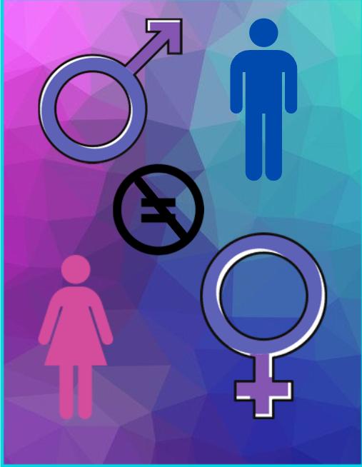 The battle between genders still presents inequality.